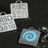 RISD key chains