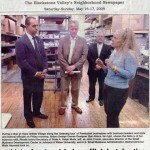Listening tour' helps officials take the pulse of Pawtucket's business community